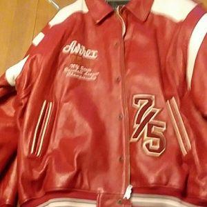 Jackets & Coats - Avirex leather jacket